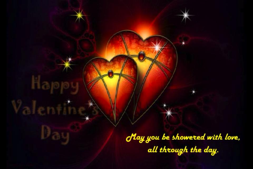 Animated valentine greetings